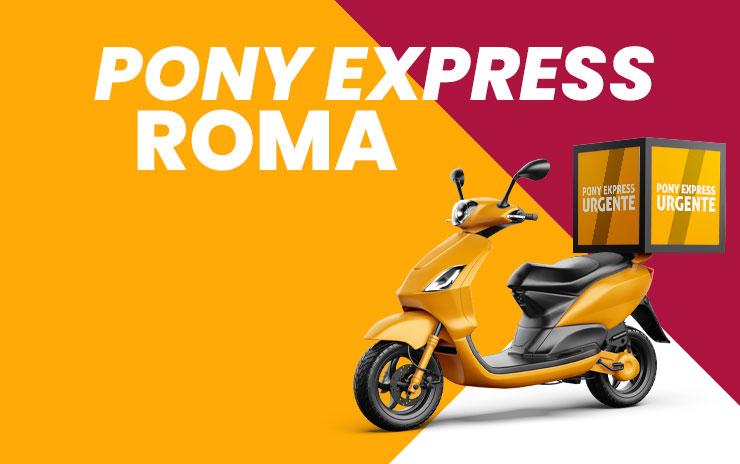 Pony Express Roma