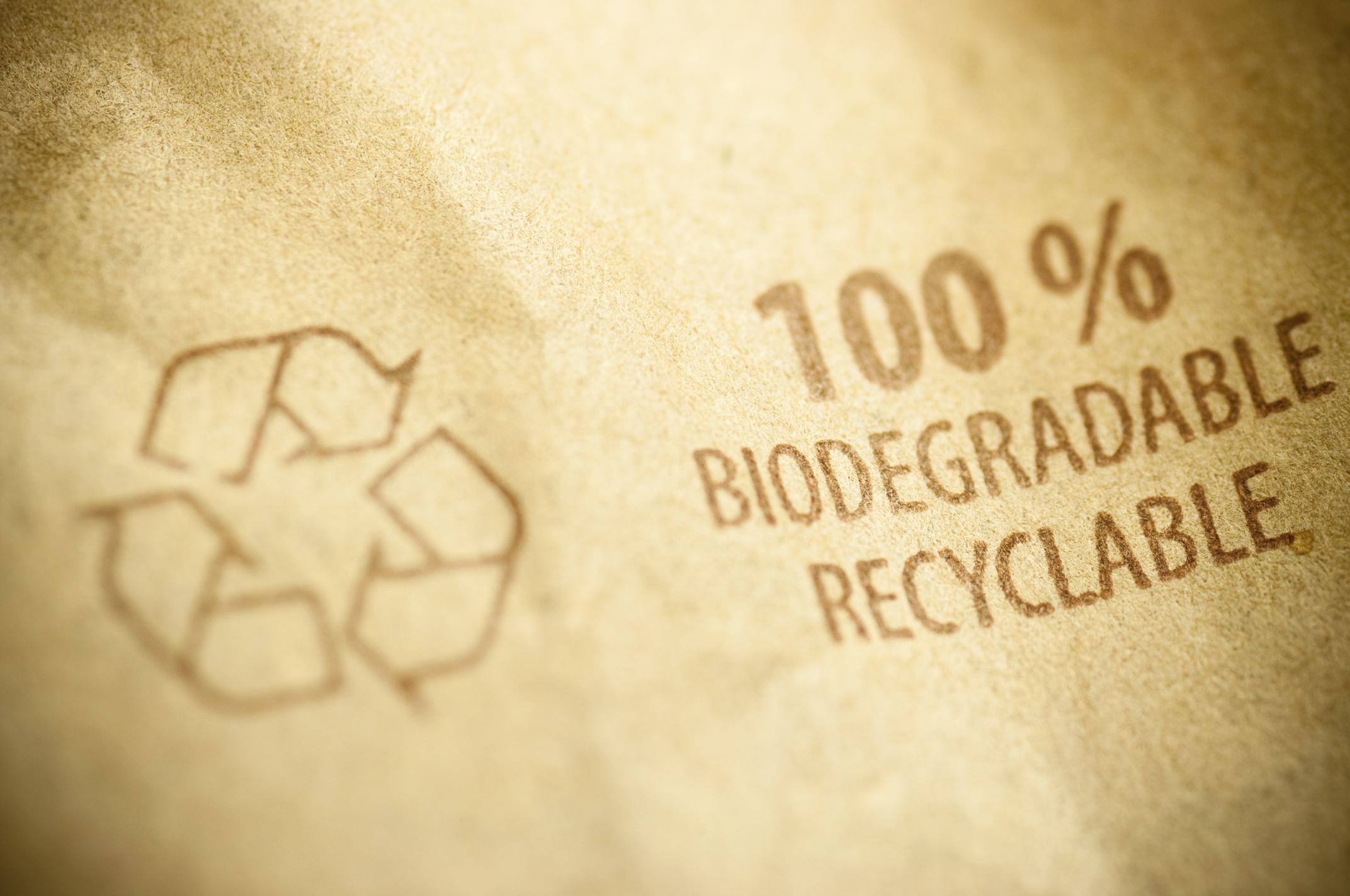 Biodegradabilità: perché salva l'ambiente